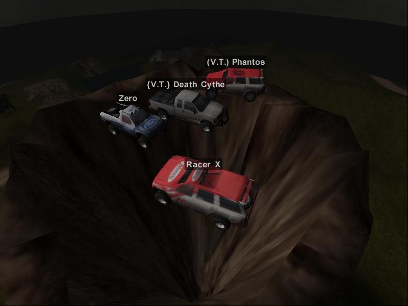 V.T. vs The Volcano