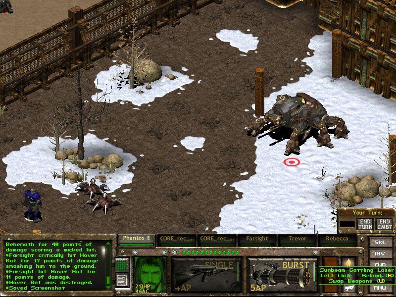 Fallout Tactics Pic 1